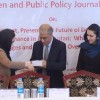 Launch of DROPS Women and Public Policy Journal on ToloNews