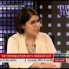 Mariam Safi on Indian Standard Time 2015