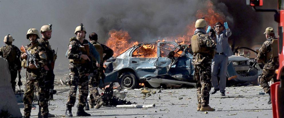 DROPS Deputy Director writes on Kabul Security: The NUG's Achilles Heel?
