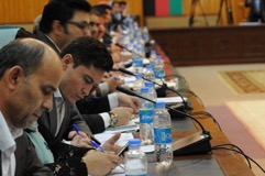 DROPS Participation in the 'Open Government Partnership' Workshop:  Drafting of the OGP National Action Plan