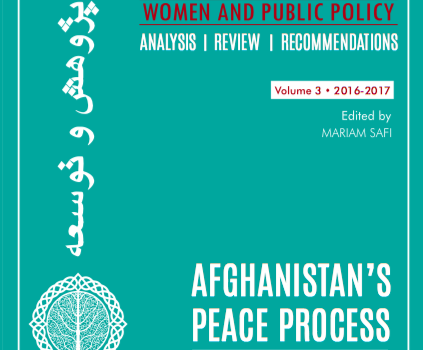 3rd Edition, Women and Public Policy Journal