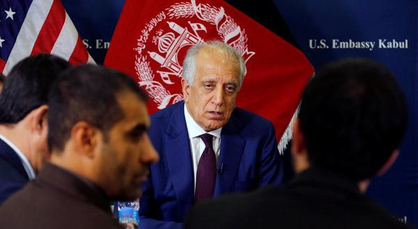 DROPS Deputy Director writes on US-Taliban Talks: Is the Afghan government sidelined?